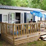 mobile-home camping 2 étoiles lesperon