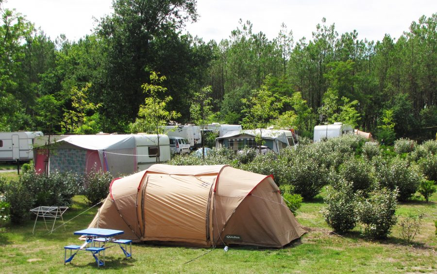 emplacement camping pas cher