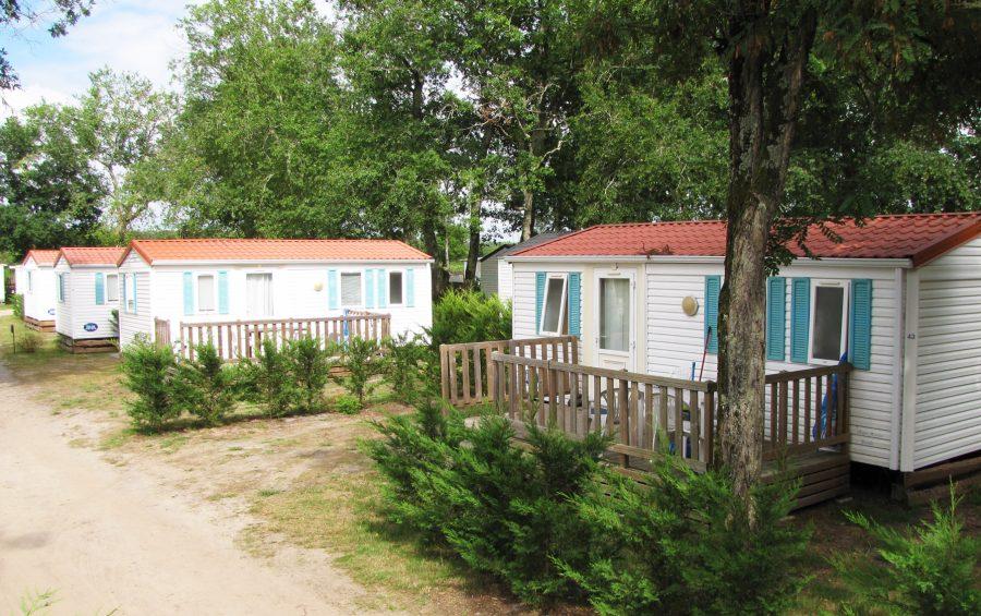 caravan campsite dax