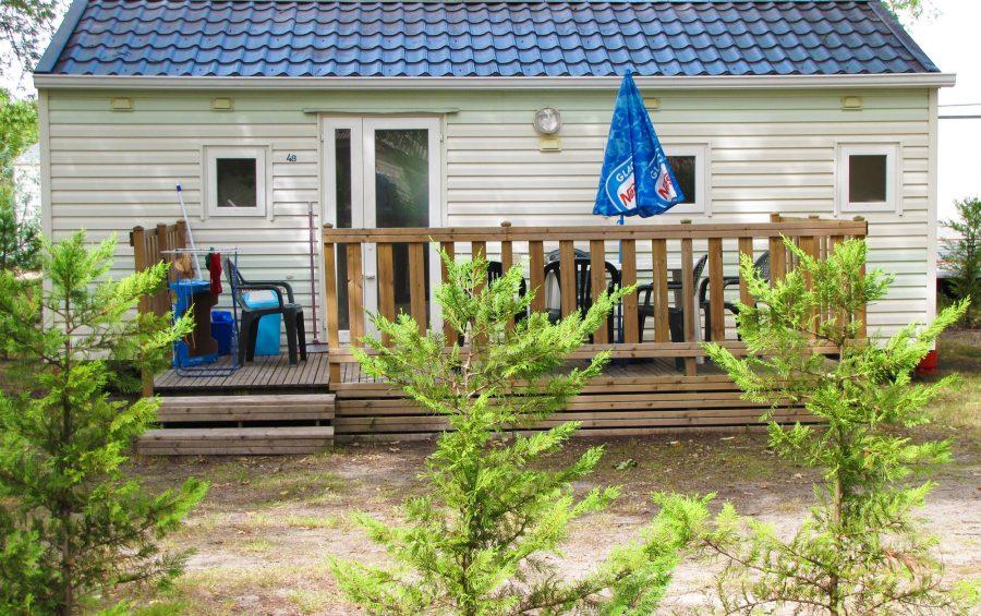 Location mobile-home camping landes 2 étoiles