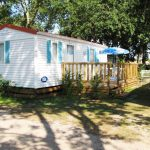 Caravan rental campsite lesperon landes