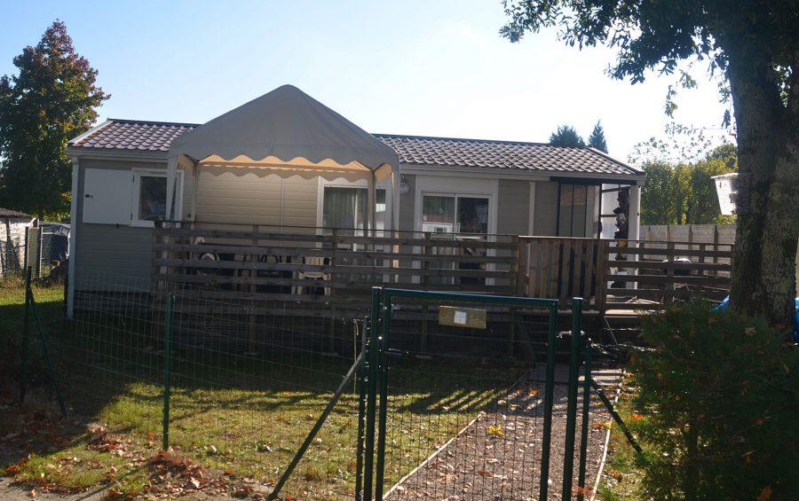 Lcation mobil home villa