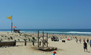 plage Vielle Saint Girons